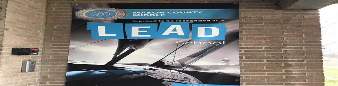 Mason County Middle School is proud to be a LEAD school!